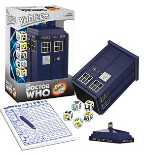 Up to 40% Off Select Doctor Who Items @ ThinkGeek