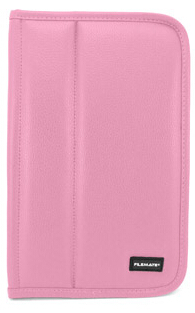 """$7.99 FileMate ECO Faux Leather Case with Elastic Strap for 7"""" Tablet PCs"""