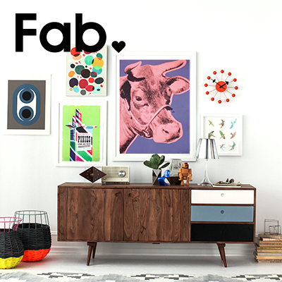 20% Off Full-Price Items & 50% Off Clearance Items @ Fab