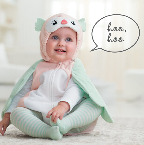 Up to 50% Off Select Halloween Baby Costumes,Tees, Sets and more @ Carter's