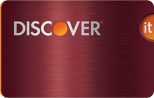 Up to 5% Cashback Discover it® Card