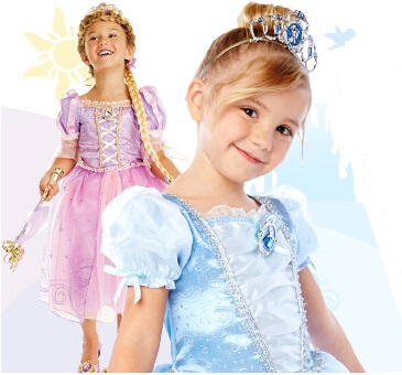 25% Off Select Costumes and Costume Accessories @ DisneyStore