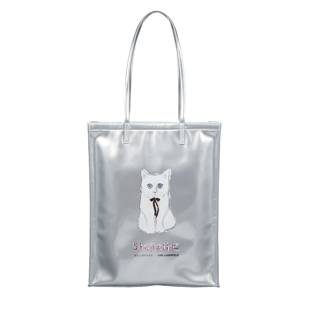 DEALMOON EXCLUSIVE! Shupette by Karl Lagerfeld Tote Bag  + Free Shipping with Any Order over $25 @ Shu Uemura