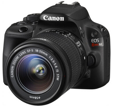$429.99 EOS Rebel SL1 18-55mm Lens Kit