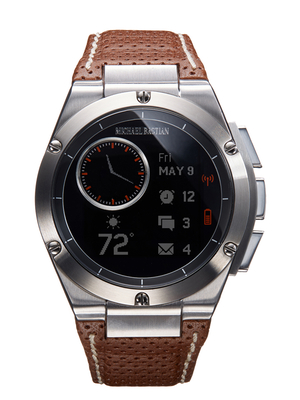 HP Chronowing Smartwatch by Michael Bastian Starts at $349  @ HP Home Store