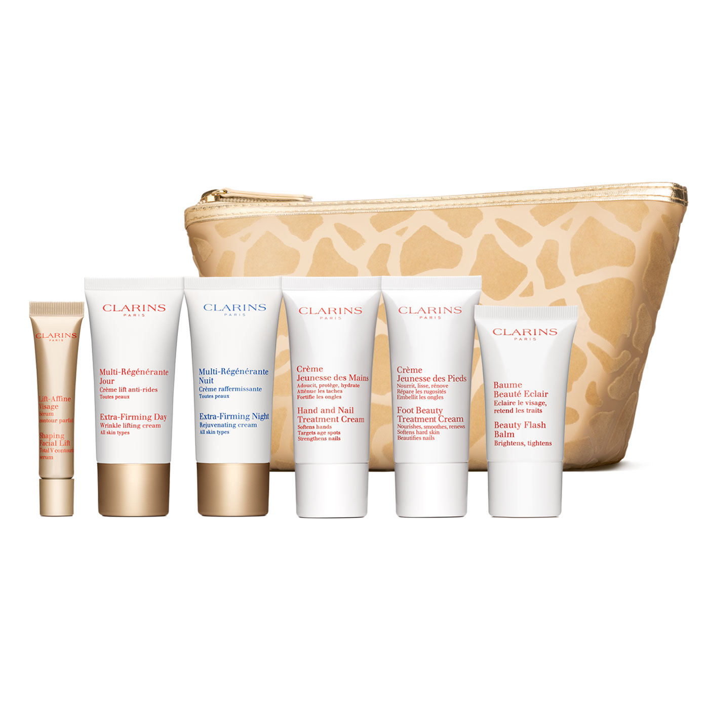 Free 7pc Gift ($160 Value) with All Orders over $50 @ Clarins, Early Access Exclusive to Dealmoon