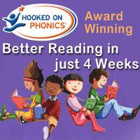 Sale + Extra 35% Off Hooked on Phonics Coupon
